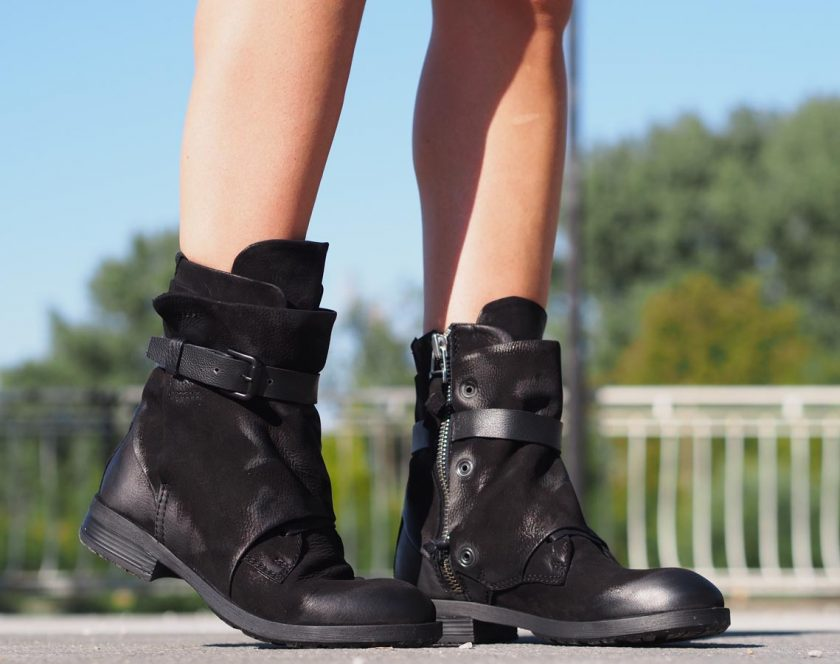 Black genuine leather boots,Women genuine leather boots,Extravagant leather boots,Women leather boots