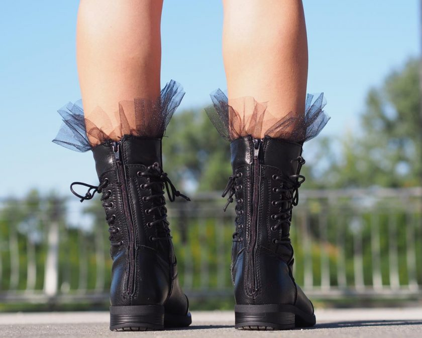 Women genuine leather boots,Black leather bots,Extravagant black leather boots,Leather boots women